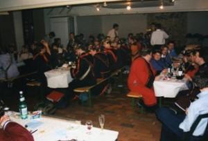 Les invités du banquet de l'an V