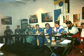 Première externe de l'Ordre à la brasserie Timmermans
